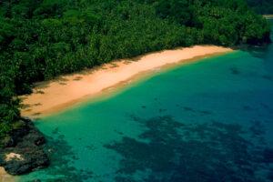 Reveillon em São Tomé